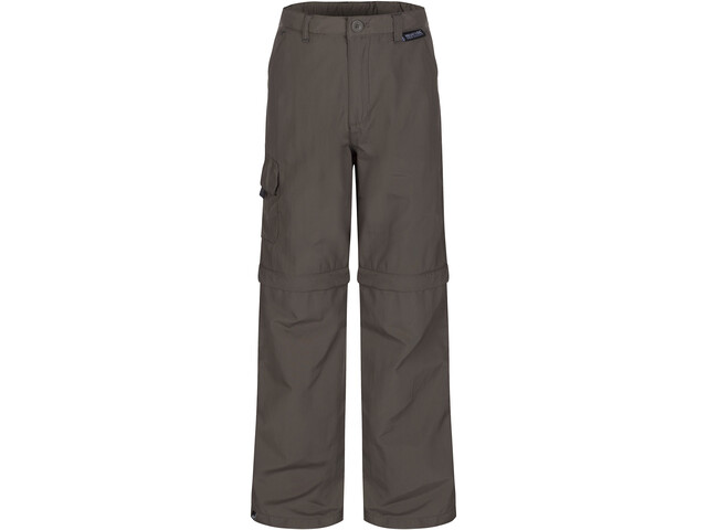Regatta Sorcer Zip-Off Housut Lapset, tree top